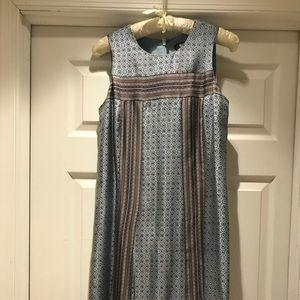 J.crew Silk Foulard Dress Size 0